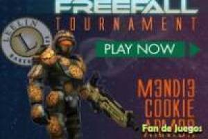 Juego Freefall tournament online Gratis