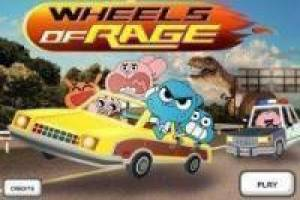 Gratis Gumball Wheels Of Rage Spelen