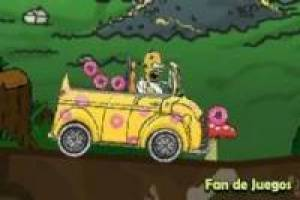 Homers truck