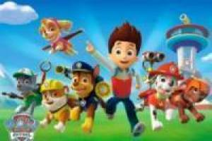 PAW Patrol puzzle html5
