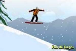 Snow Surfing
