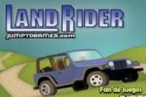 Free Cars 4x4: Land rider Game