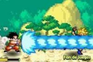 Gratis Dragon Ball Fierce Fighting 1.5 Spelen