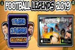 Légendes du football 2019