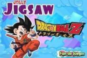 Dragon ball z puzzle 2