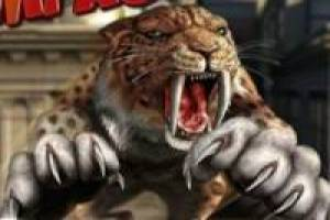 Smilodon and Mammoth furious