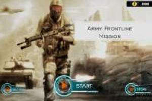 Army Frontline Mission