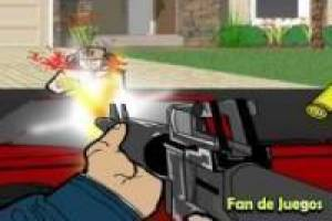 Free Aim and shoot the gta style Game