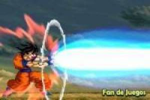 Goku against the punching bag: Parody