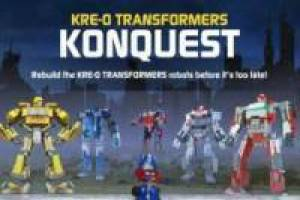 Kre-o Transformers konquest