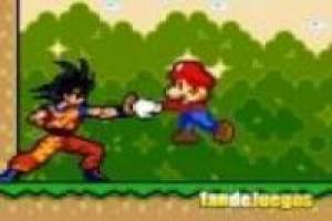 Mario vs goku: Movie