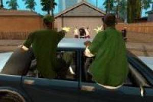 Grand Theft Auto San Andreas disparo: Enigma