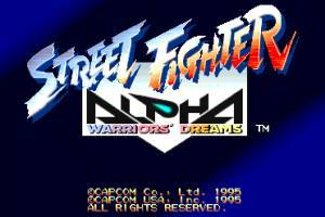 Street Fighter Alpha: Warriors Dreams