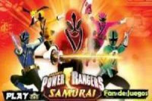 Бесплатно Power Rangers Samurai Лук Играть