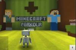 New Parkour Minecraft