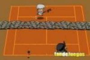 Laden vs Obama: Tenis
