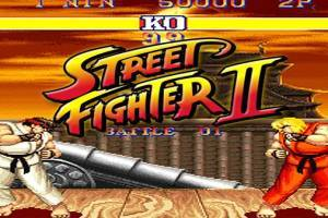 Street Fighter: 2 Endless