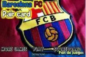 Fc barcelona: memory cards