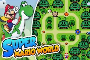 Super Mario World (USA) Mario Return Again