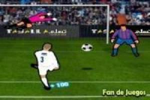 Futebol: Real Madrid vs Barcelona