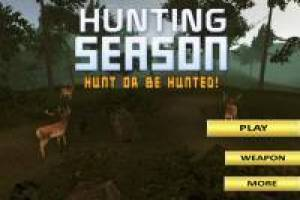 Hunting Season: Hunt or be Hunted