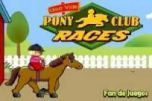 Lego, racing pony
