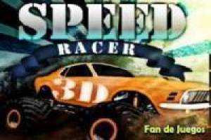 3D rc Speed ​​Racer