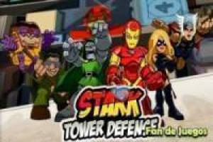 Super hero squad, torres de defensa