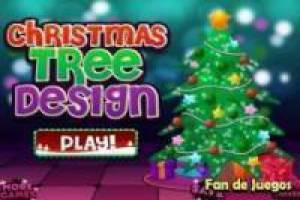Decorate the tree with Christmas ornaments