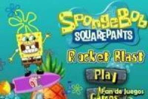 SpongeBob launch