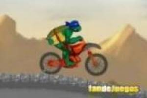 Ninja Turtles: super bikes