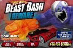 Hot Wheels car beast