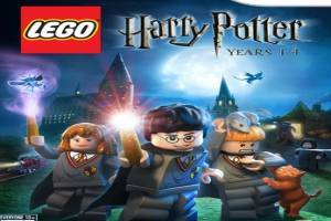 LEGO Harry Potter - Years 1-4 (USA)