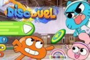 Gumball: Disc-Duell