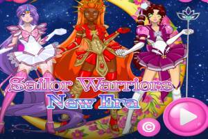 Sailor Warriors New Era