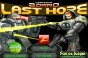 Free Captain Zorro: Last Hope Game