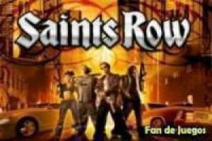 Saints Row: fandejuegos puzzels