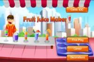 Fruit Juice Store