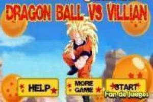 Dragon Ball vs villian