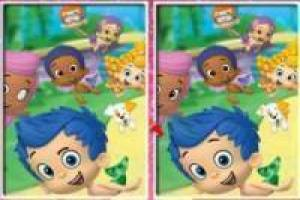Bubble Guppies Unterschiede