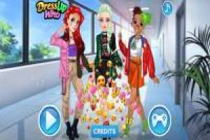 Ariel, Elsa Moana: Fashion E Girl