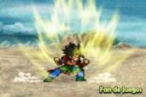 Free Goku ssj5 vs vegeta ssj5: animation Game