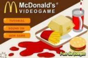 Mcdonald´s video game