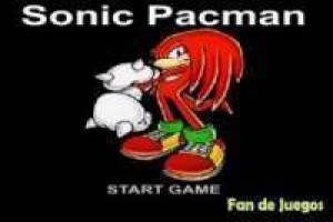 Free Sonic pacman Game
