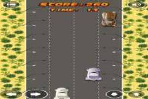Speed Racer: Routes