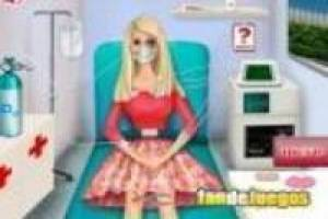 Barbie na ambulância