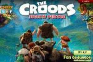 The Croods: Puzzels