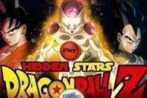 Gratis Dragon Ball resurrection of Freezer: hidden stars Spelen