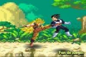 Dragon Ball Fierce 1.7 Luta