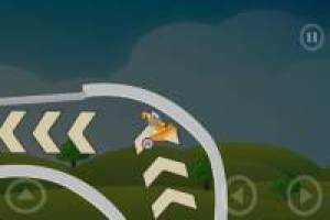 Happy Ride Happy Wheels style
